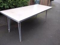 Large folding Gopak table ideal for buffets and events