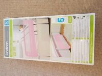 Lindam Toddler Bed Rail Pink