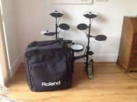 Roland portable electronic drum kit - TD-4KP