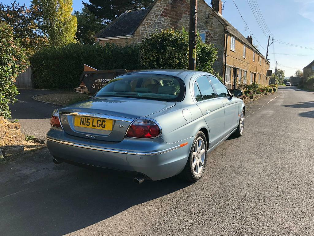 Price Dropped Jaguar S Type 3 0 V6 Se Auto 2005 In Yeovil