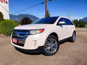 2013 Ford Edge Limited AWD FULL LOAD
