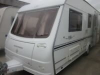 Compass VIP 520 Large end Bathroom 4 berth