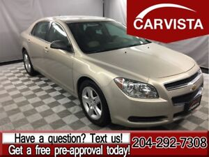 2011 Chevrolet Malibu LS - LOCAL TRADE-