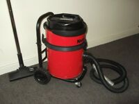 Traders, Builders, Cleaners. Henry Numatic (Ultimate Suction),(Heavy Duty, 12L Steel Can...£1