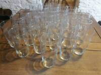 Pint Beer Glasses 32 in total £25