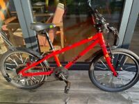 Frog bike - Red