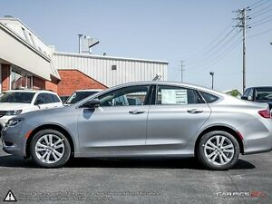 2016 Chrysler 200   LIMITED   X COMPANY DEMO   8.4 TOUCHSCREEN   Cambridge Kitchener Area image 4