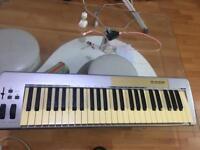 Midi Keyboard 49 Key