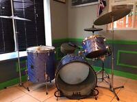 Ajax Jazz Drumkit late 1950s