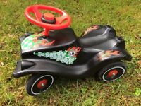 Big Bobby Car (Black) first children's car - used, good condition