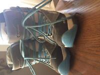 Size 8.5 snowboard boots