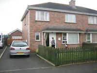 4 bedroom semi in Aghagallon for immediate rent