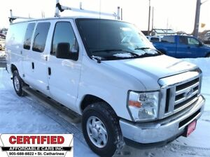 2010 Ford Econoline Commercial ** CRUISE, LADDER RACK **