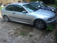 BMW 316ti Compact 2004 (quick sale)