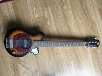 Pignose vintage mini electric distortion guitar
