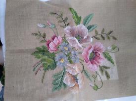 Stitching / tapestry - Sylvanie