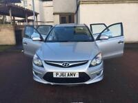 Hundai i30 silver for sale