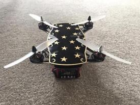 NEW 200mm Midnight drone
