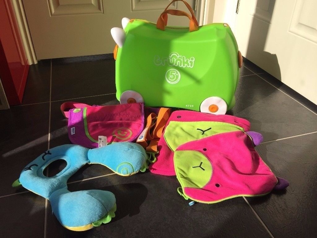 For Sale Trunki 5th Anniversary ride on child