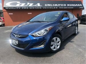 2016 Hyundai Elantra L+ | NO ACCIDENTS | ONLY 10, 323 KM | 1 OWN