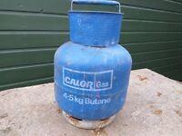 Calor Gas 4.5kg Butane Empty