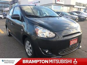 2014 Mitsubishi Mirage SE (ONE OWNER! HEATED SEATS!)