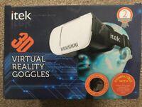 ITEK 3D Virtual Reality Goggles