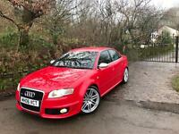 2006 AUDI RS4 4.2 QUATTRO MINT CONDITION FULLY LOADED REMAPPED LOW MILES BARGAIN!!