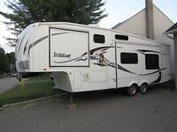 fifth wheel Wildcat 28RKBS