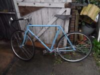 For Sale, early 1960's Claud Butler bicycle