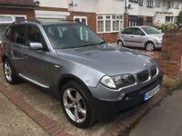 BMW X3, 2.5 i Sport (2006 Model) Auto