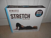 REMOTE CONTROL BACK STRETCHING MAT INSPIRED BY YOGA.