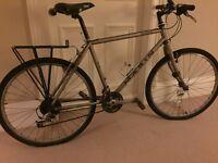 Marin muirwoods hibrid bike