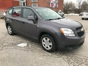 2012 Chevrolet Orlando 7 SEATS-SAFETY & E-TESTED