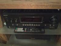 Sony STR-DH810 7.1 Channel 100 Watt AV Receiver amp Home Cinema