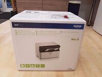 BRAND NEW Brother DCP-1510 Mono Laser All-in-One Printer Brand IN UNOPENED BOX