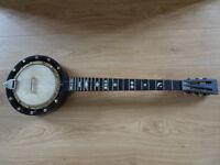 Six string grade 3 banjo