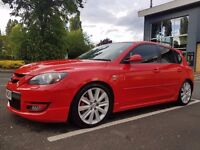 Mazda 3 MPS Red