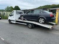 Scrap cars wanted Yorkshire area top price payed