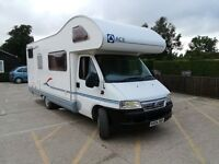 ACE NOVELLA ROMA SPACIOUS 6 BERTH WITH HUGE GARAGE VGC THROUGHOUT