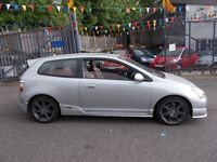 Honda Civic 2.0 i VTEC Type R 3dr *ONE OFF TYPE R UNBELIEVABLE *STUNNING TYPE R LEATHER TRIM* 04/54