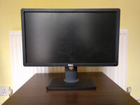 "3 Dell 22"" 1080p Monitors"
