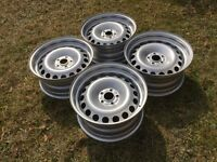 Ford Volvo Renault banded steel wheels, 17inch, 5x108 RARE