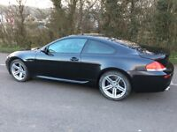 BMW M6 5.0 v10 coupe 2d SMG