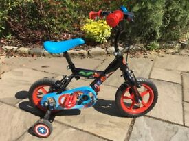 "Bicycle 10"" Avengers Assemble"