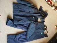 Preston celcius dryfish fishing suit size XL