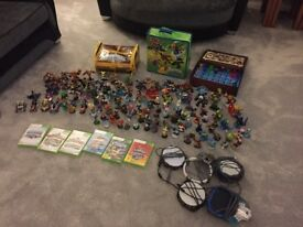 Huge bundle of Skylanders
