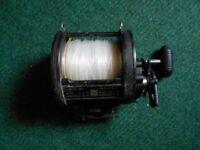 Silstar TH60 Deep Sea Fishing Reel