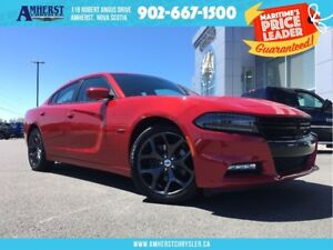 2017 Dodge Charger R/T HEMI LEATHER, SUNROOF, NAV