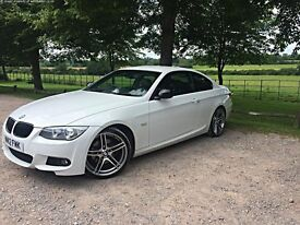 BMW 3 SERIES 2.0 320d Sport Plus 2dr Full BMW SH *PRIVATE SALE*